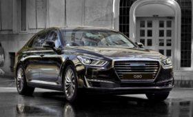 Чиновников пересаживают на корейские автомобили ради экономии