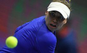 Вера Звонарёва вышла вчетвертьфинал турнира WTAвКитае