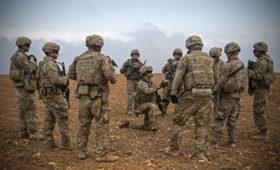 США оставят в Сирии 400 военных