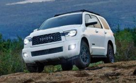 Toyota Sequoia стала ещё привлекательнее для россиян
