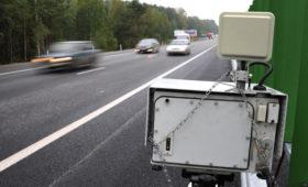 В правительстве предложили отказаться от частных камер на дорогах