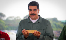 Bloomberg узнал детали вывоза из Венесуэлы золота на $900 млн