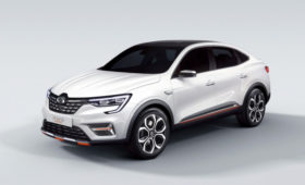 Кроссовер Renault Arkana стал «корейцем»: другой дизайн и дизель