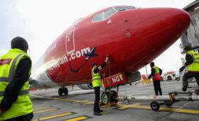 Norwegian потребует от Boeing компенсацию из-за простоя своих 737 MAX
