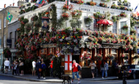 Global Witness узнал об активах анонимных британских компаний на £56 млрд