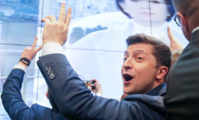 ЦИК огласила итоги выборов с рекордным уровнем поддержки Зеленского