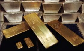 Золотовалютные резервы России достигли максимума с 2014 года