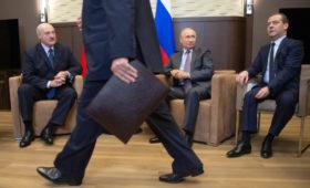 Россия передала Белоруссии план дальнейшей интеграции