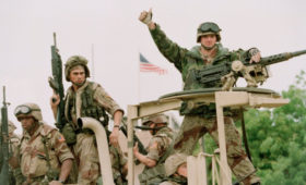 США объявили о выводе своих военных из Ливии