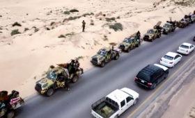 Фельдмаршал Хафтар начал наступление на Триполи