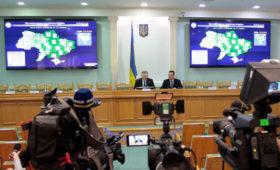 ЦИК Украины официально признала необходимость второго тура выборов