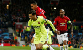 СМИ: МЮотказался оидеи покупки Коутиньо у«Барселоны»