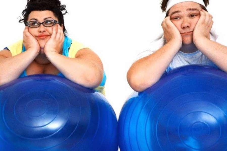 физические нагрузки и ожирение