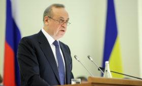 Задержан вице-губернатор Ростовской области