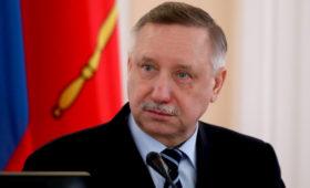 Беглов заявил об участии в выборах в Петербурге в качестве самовыдвиженца