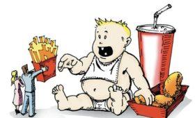 Почему мы толстеем от переработанной пищи
