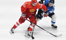Россия— Финляндия: счёт вматче открыл Марко Анттила