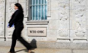 ВТО созвал арбитраж по спору России с ЕС о пошлинах на прокат