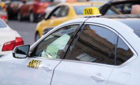 Таксистам запретят работать на старых автомобилях