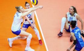 Волейбол. Женская сборная России снова проиграла