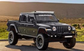 Jeep Gladiator от Hennessey: более 1000 л.с. за 200 000 долларов