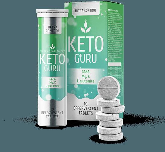 кето гуру таблетки для похудения