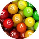 В составе препарата Визиум содержится биокомплекс витаминов группы B,A,E,C