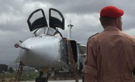 Российские ПВО отбили новую атаку беспилотников на авиабазу Хмеймим