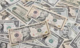 Россия сократила вложения в госбумаги США почти до $10 млрд