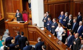 В партии Зеленского назвали кандидатов на посты в новом кабинете Украины