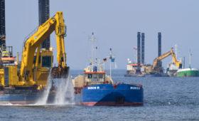 Комитет сената США проголосовал за санкции против «Северного потока-2»