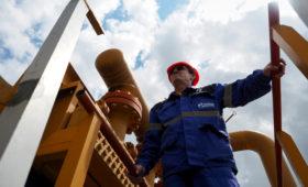 «Газпром» увеличил добычу до восьмилетнего рекорда