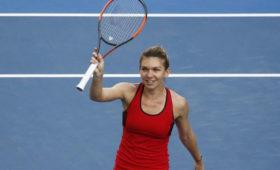 Халеп признана лучшим игроком WTAвиюле