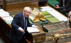 Парламент бросил вызов Борису Джонсону