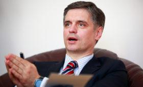 Глава МИД Украины заявил о необходимости принять закон о статусе Донбасса
