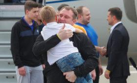 Украина опубликовала список вернувшихся из России заключенных