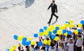 Зеленский объявил флешмоб по борьбе с коррупцией