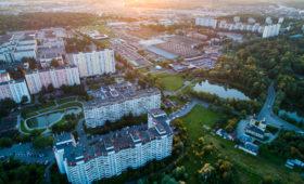 Эксперты назвали районы Москвы с самой низкой себестоимостью квартир
