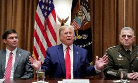 Решение Трампа о судьбе Сирии назвали непростительной ошибкой