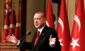 Эрдоган назвал дезинформацией сообщения о срыве перемирия в Сирии