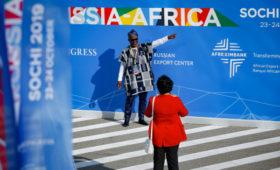 Саммит «Россия— Африка» попал в число самых дорогих форумов за 10 лет