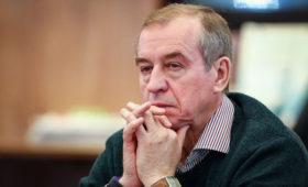 Коммунисты Госдумы попросили Путина не увольнять иркутского губернатора