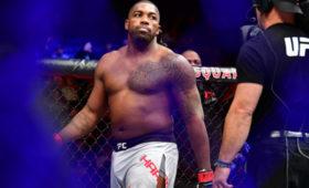 Боец UFCснялся споединка из-запропажи дочери