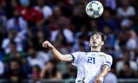 Футболист «Зенита» Ерохин вызван всборную России наматчи отбора ЧЕ-2020