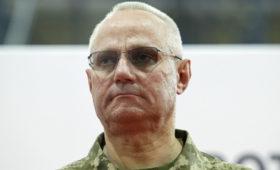 Глава Генштаба Украины назвал Крым «кошмарящей» Европу базой России