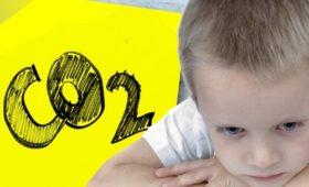 Углекислый газ угрожает сообразительности школьников