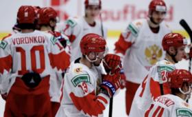 Николишин объяснил поражение сборной России похоккею отСШАнаМЧМ