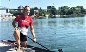 Канадская каноистка оправдала допинг ночью сэкс-бойфрендом