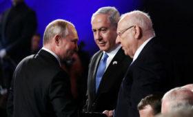 Владимир Путин привез в Иерусалим новую глобальную инициативу