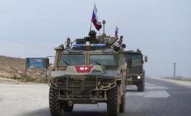 Минобороны ответило США на «перехват» российского генерала в Сирии